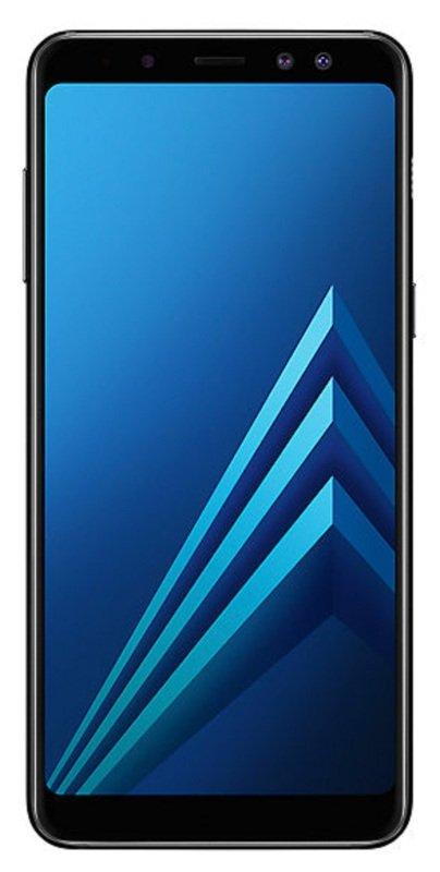 Samsung A8 - Black