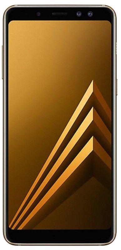 Samsung A8 - Gold
