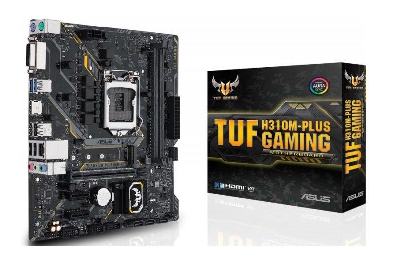 Asus TUF H310M-PLUS GAMING LGA 1151 DDR4 mATX Motherboard