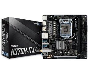 Asrock H370M-ITX/ac LGA 1151 DDR4 ITX Motherboard