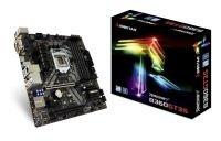 Biostar B360 GT3S Ver. 6.x LGA 1151 DDR4 mATX Motherboard