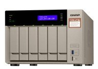 QNAP TVS-673e-4G 6 Bay Desktop NAS Enclosure with 4GB RAM