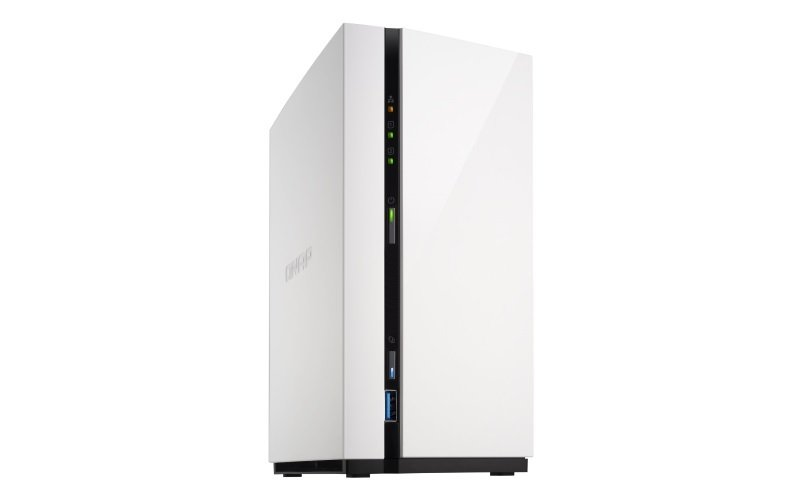 QNAP TS-228A 2 Bay Desktop NAS Enclosure