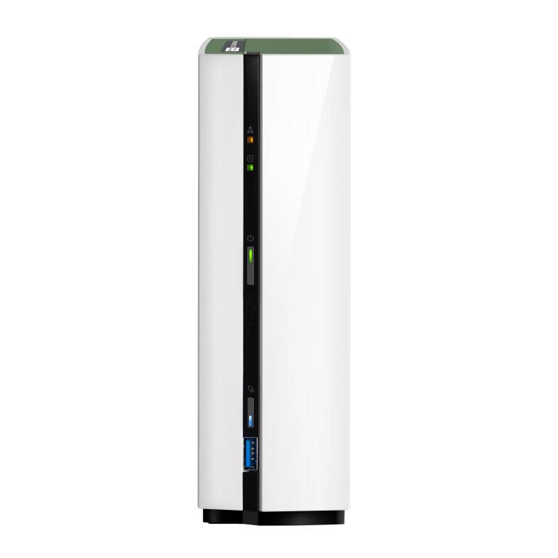 QNAP TS-128A 1 Bay Desktop NAS Enclosure
