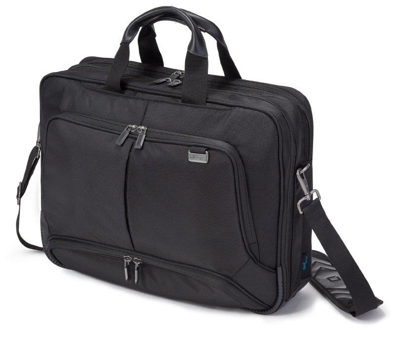 DICOTA Top Traveller PRO Laptop Bag 14.1 Black.