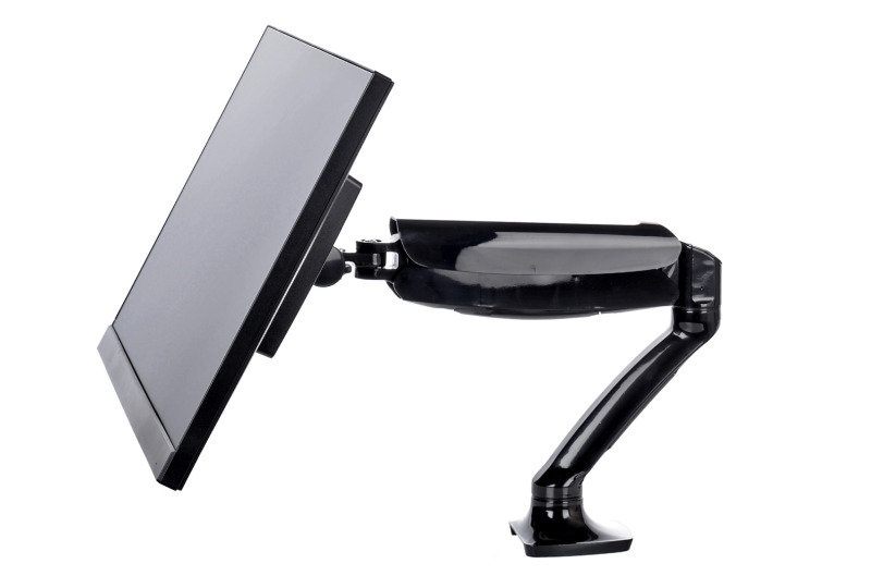Image of DS3001C-B1+Flexible Desk Mount Single