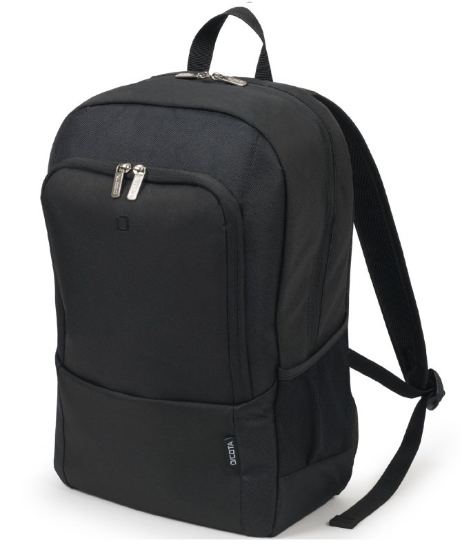 DICOTA Backpack BASE Laptop Bag 17.3 Black