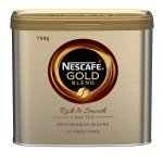 Nescafe Gold Blend Coffee Granules - 750g Tub