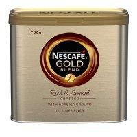 Nescafe Gold Blend Coffee Granules - 750g Tub