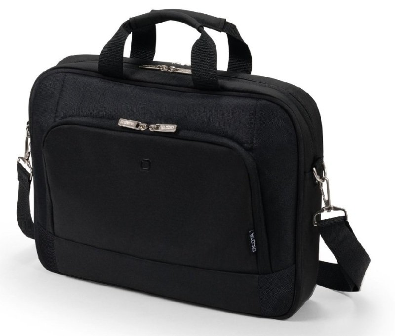 DICOTA Top Traveller BASE Laptop Bag 15.6 Black.