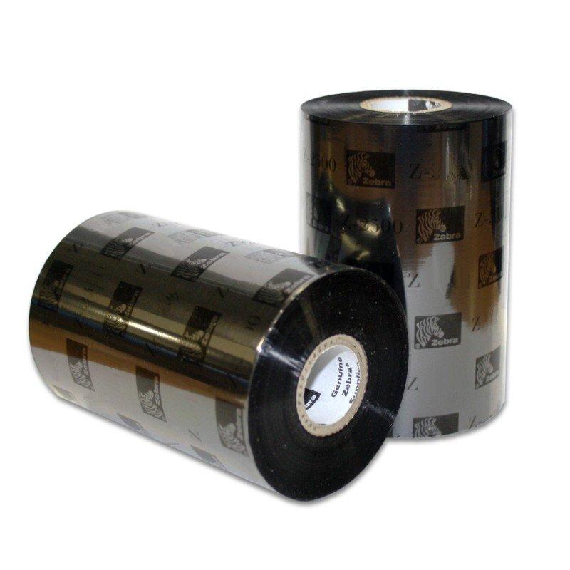 Zebra 2300 110mm x 300m Wax Ribbon (12 Pack)