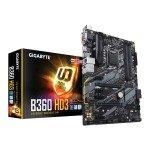 Gigabyte B360 HD3 LGA 1151 DDR4 ATX Motherboard