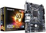 Gigabyte H310M DS2 LGA 1151 DDR4 mATX Motherboard