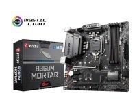 MSI B360M MORTAR LGA 1151 DDR4 mATX Motherboard