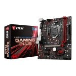 MSI H310M GAMING PLUS LGA 1151 DDR4 mATX Motherboard