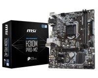 MSI H310M PRO-M2 LGA 1151 DDR4 mATX Motherboard