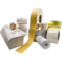 Intermec Duratherm II Direct Thermal Print Receipt Paper - 50 Rolls