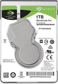 "Seagate BarraCuda Pro 1TB Laptop Hard Drive 2.5"" 7mm SATA III 6GB's 7200RPM 128MB Cache"