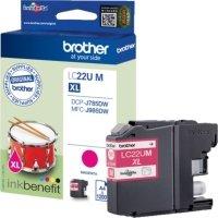 Brother Original Ink Cartridge XL - Magenta - Inkjet - 1200 Pages
