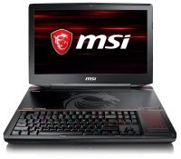 "MSI GT83 8RG 029UK Titan Intel Core i7, 2 NVIDIA GeForce GTX 1080, 18.4"", 32GB RAM, 1TB HDD and 1TB SSD, Windows 10, Notebook - Black"