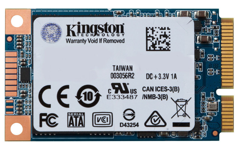 Kingston UV500 480GB MSATA SSD