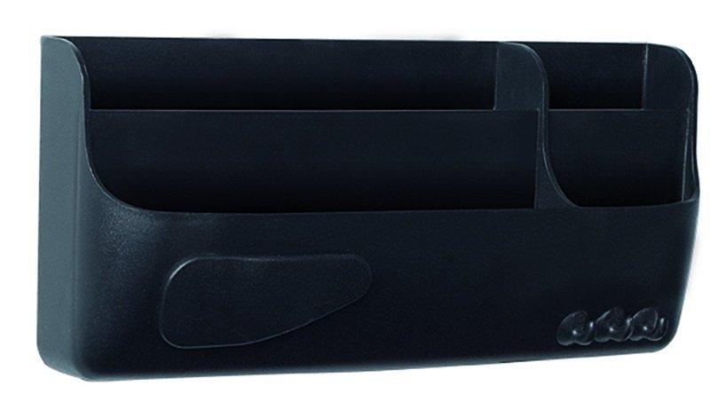 Bi-office Magnetic Smart Accessory Box Black
