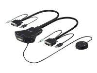 Belkin Secure Flip DVI-D KVM Switch