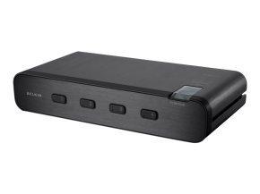 Belkin Advanced Secure Dual-Head DVI-I KVM Switch