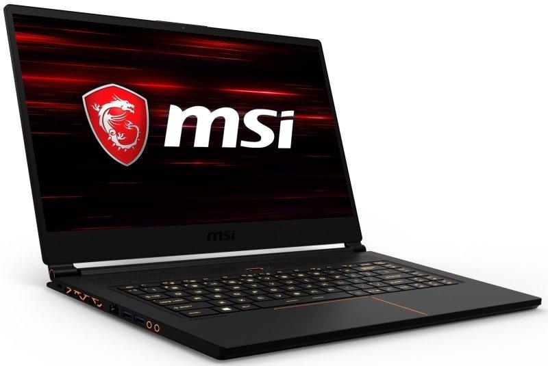 MSI GS65 Stealth Thin 8RF-010UK Gaming Laptop, Coffeelake Intel Core i7-8750H 2.2GHz, 32GB RAM, 512GB SSD, 15.6 Full HD, No-DVD, NVIDIA GTX 1070 8GB, WIFI, Windows 10 Home Ultra