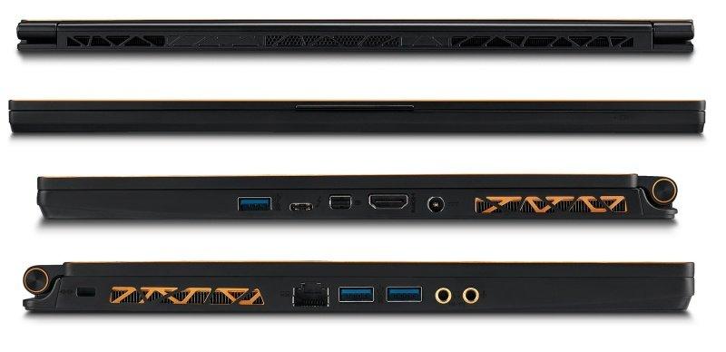 MSI GS65 Stealth Thin 8RF-010UK Gaming Laptop, Coffeelake Intel Core  i7-8750H 2 2GHz, 32GB RAM, 512GB SSD, 15 6 Full HD, No-DVD, NVIDIA GTX 1070  8GB,