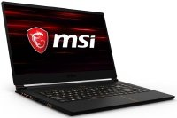 MSI GS65 Stealth Thin 8RE-011UK Gaming Laptop, Coffeelake Intel Core i7-8750H 2.2GHz, 16GB RAM, 256GB SSD, 15.6 Full HD, No-DVD, NVIDIA GTX 1060 6GB, WIFI, Windows 10 Home