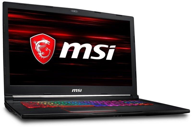 MSI GE73 Raider RGB 8RE-061UK 1060 Gaming Laptop, Coffeelake Intel Core i7-8750H 2.2GHz, 16GB RAM, 256GB SSD, 1TB HDD, 17.3 Full HD, No-DVD, NVIDIA GTX 1060 6GB, WIFI, Windows 10 Home Ultra