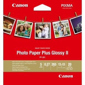 Canon Photo Paper Plus 5x5in (Pack of 20 sheets)