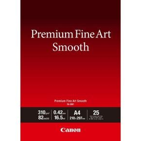 Canon Premium Fine Art Smooth A4 Paper (Pack of 25)