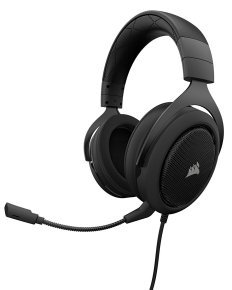 Corsair HS60 Carbon 7.1 Surround Gaming Headset