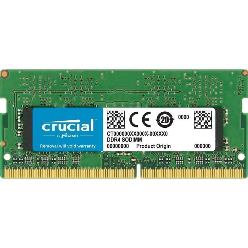 Crucial 16GB DDR4-2400 SODIMM Memory for Mac
