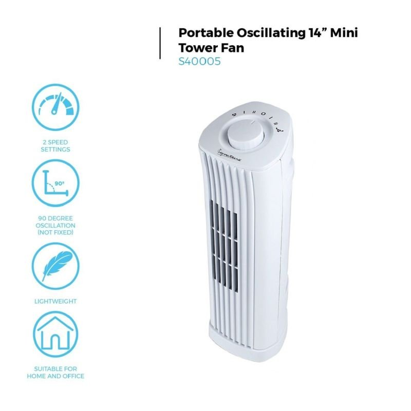 Signature S40005 14 Tower Fan