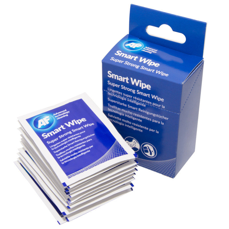 AF Super Strong Smart Wipes (Pack of 10)