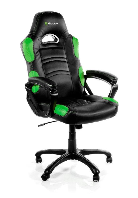 Arozzi Enzo Gaming Chair - Green