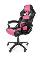 Arozzi Monza Gaming Chair - Pink