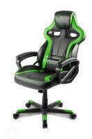 Arozzi Milano Gaming Chair - Green