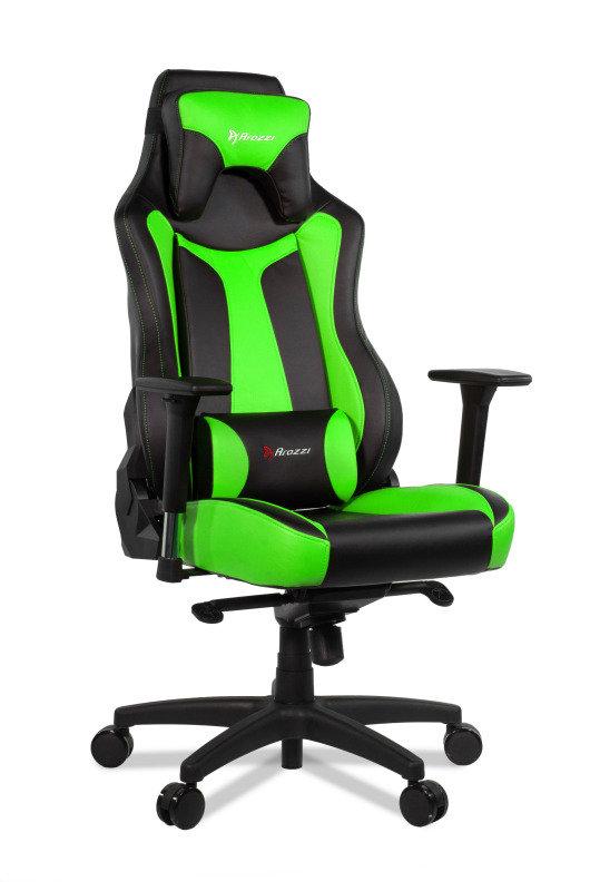 Arozzi Vernazza Gaming Chair - Green