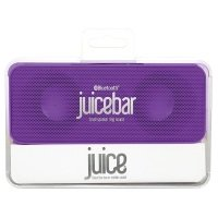 Juice Bar Bluetooth Speaker Purple