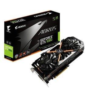EXDISPLAY Gigabyte Nvidia GeForce GTX 1080 AORUS 8GB Graphics Card