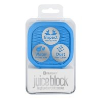 Juice Block Bluetooth Speaker Blue