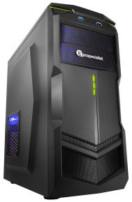 PC Specialist Vanquish Lazeron AMD Vega Gaming PC, AMD...