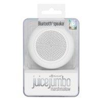 Juice Jumbo Mallow Bluetooth Speaker White