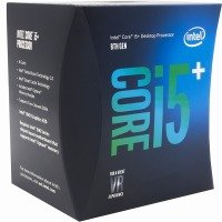 Intel Core i5+ 8400 Processor With Intel Optane Memory