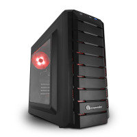 PC Specialist Vanquish Striker III Pro 1070 Gaming PC