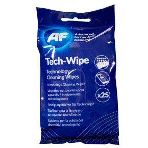 AF Tech Wipes (Pack of 25)